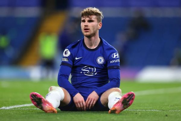 Werner refuses to move to Inter to prove himself at Chelsea