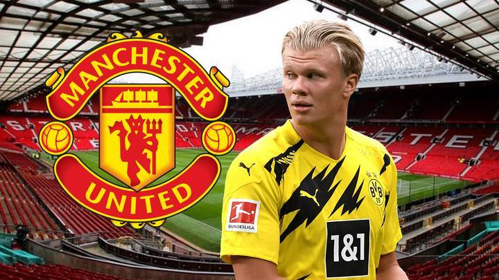 Manchester United have emerged as the first to sign Erling Haaland